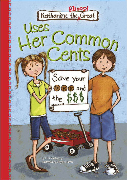Cover: Uses her Common Cents
