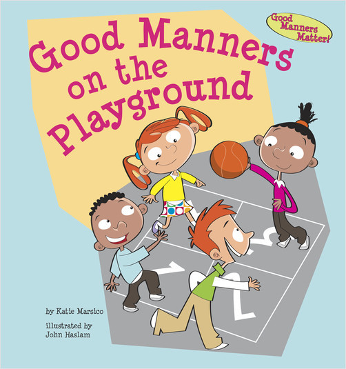 Cover: Good Manners on the Playground