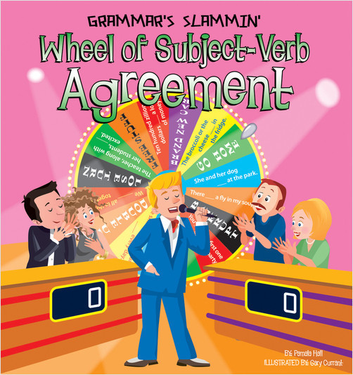 Cover: Wheel of Subject-Verb Agreement