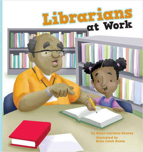 Cover: Librarians at Work