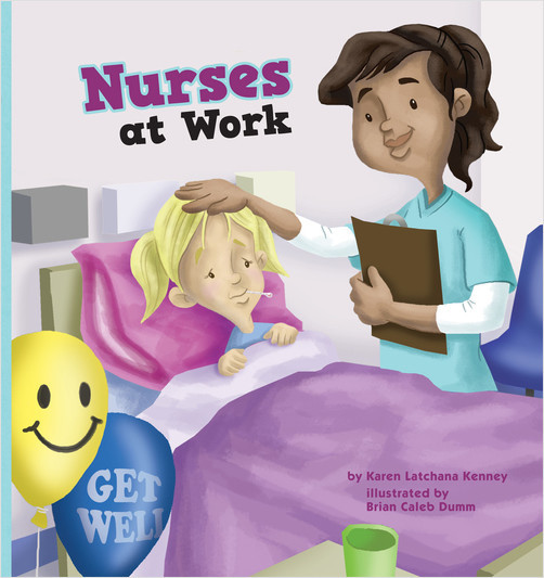 Cover: Nurses at Work