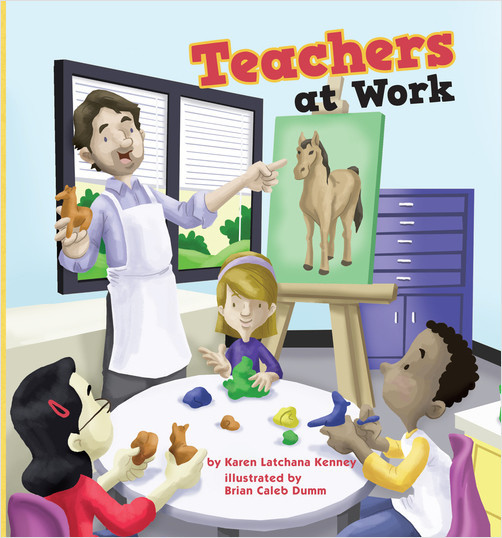 Cover: Teachers At Work