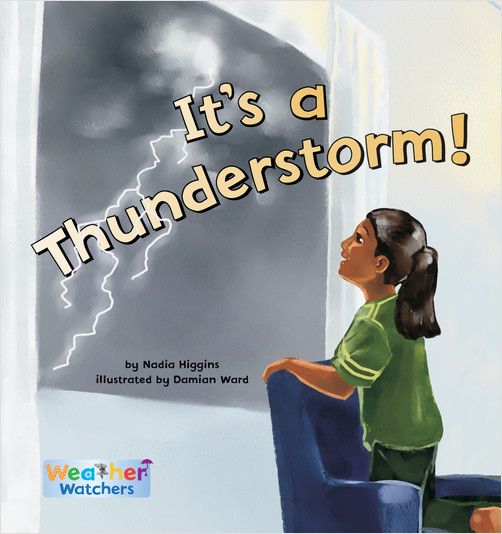 Cover: It's a Thunderstorm!