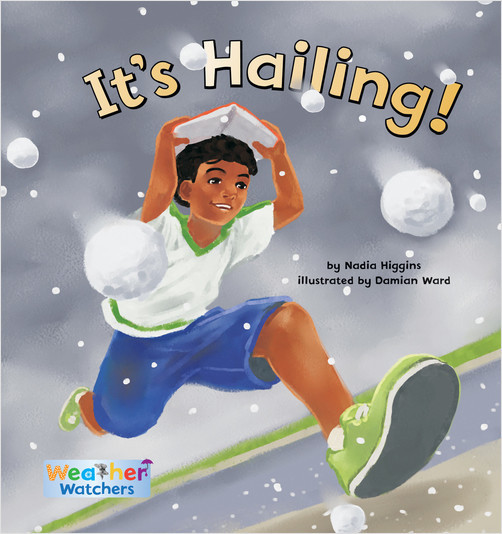 Cover: It's Hailing!