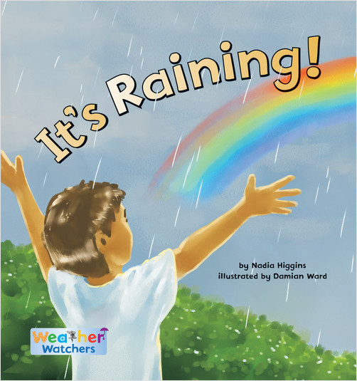 Cover: It's Raining!