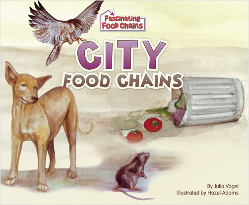 Cover: City Food Chains