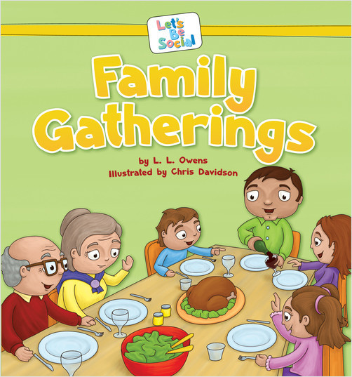 Cover: Family Gatherings