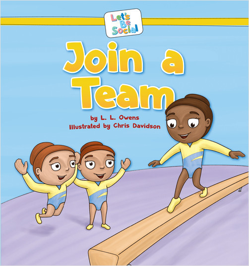 Cover: Join a Team