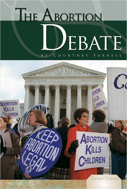 Cover: The Abortion Debate