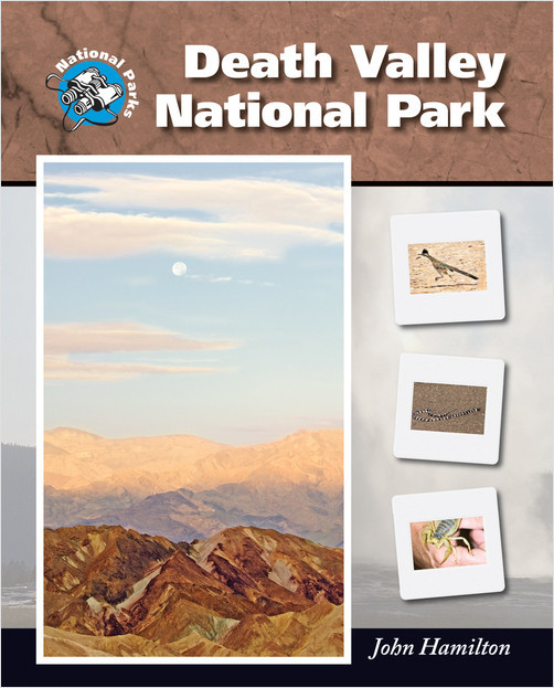 Cover: Death Valley National Park