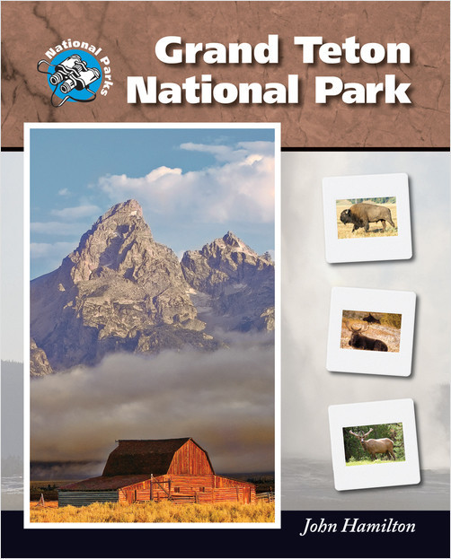 Cover: Grand Teton National Park