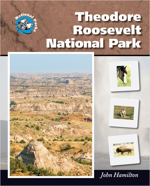 Cover: Theodore Roosevelt National Park