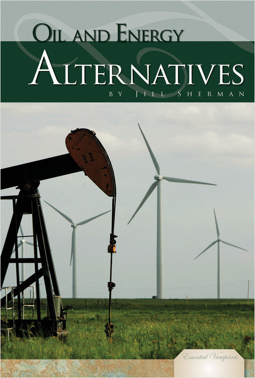 Cover: Oil and Energy Alternatives