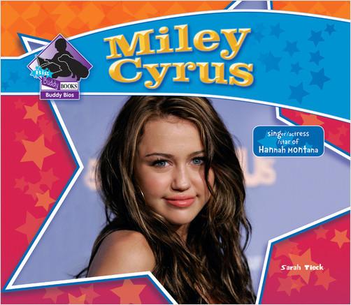Cover: Miley Cyrus:Singer/Actress/Star of Hannah Montana