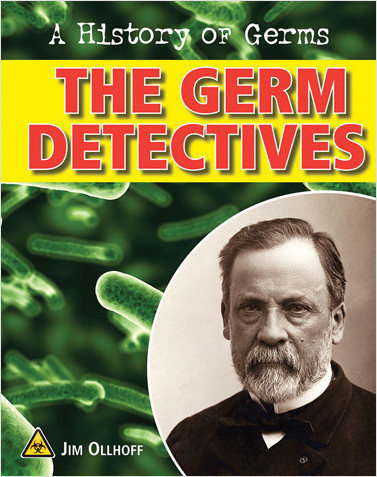 Cover: Germ Detectives