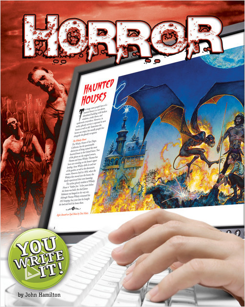 Cover: You Write It: Horror