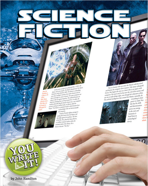 Cover: You Write It: Science Fiction
