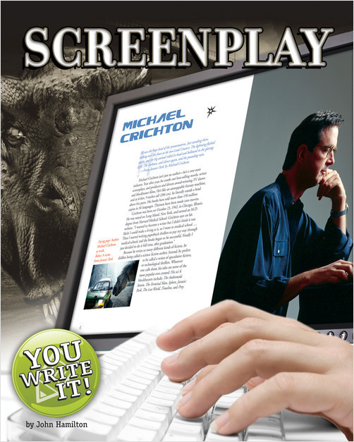 Cover: You Write It: Screenplay