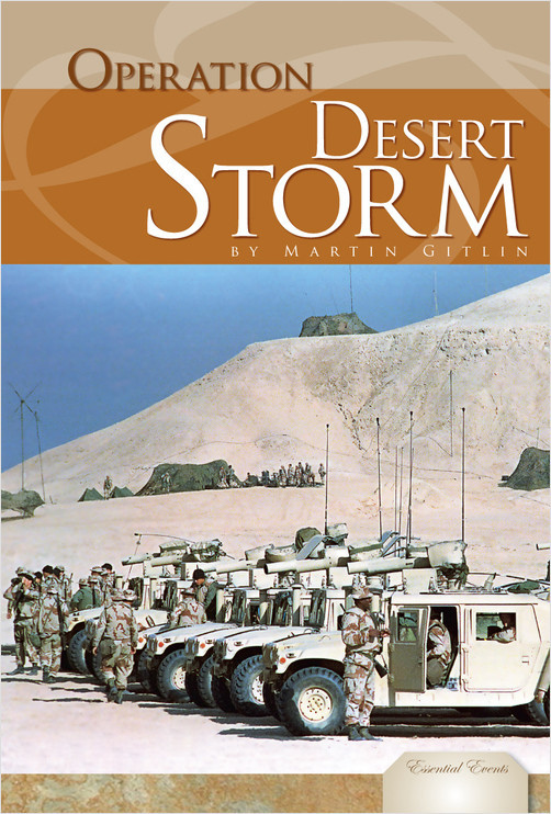 Cover: Operation Desert Storm