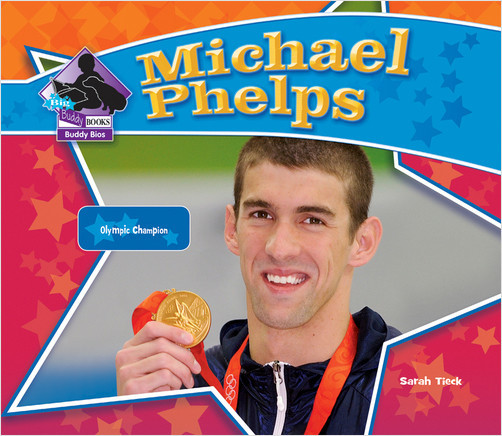 Cover: Michael Phelps:Olympic Champion