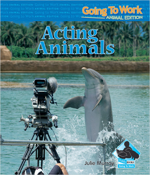 Cover: Acting Animals
