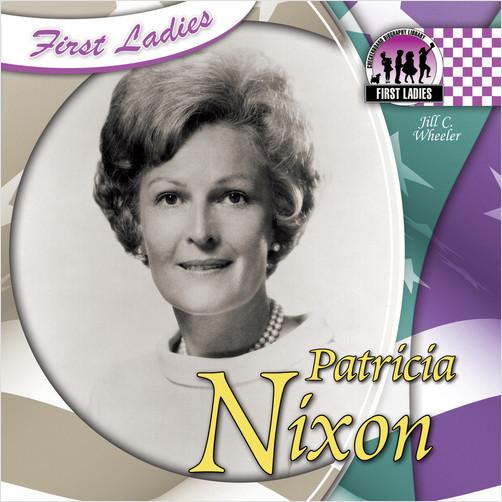 Cover: Patricia Nixon