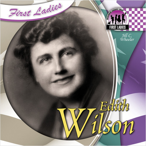 Cover: Edith Wilson