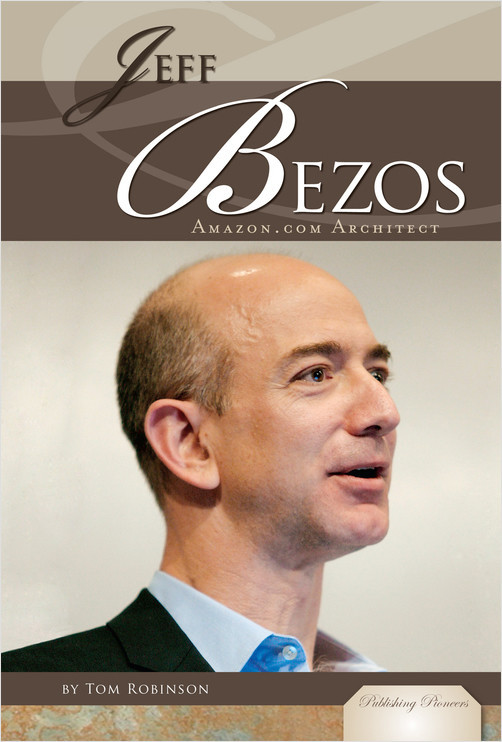 Cover: Jeff Bezos: Amazon.com Architect