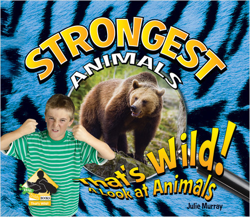 Cover: Strongest Animals
