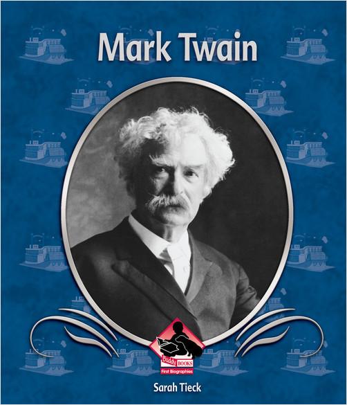 Cover: Mark Twain