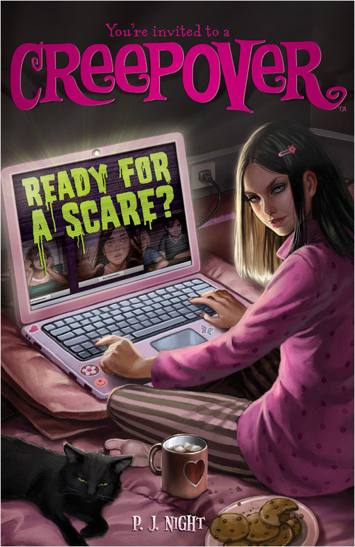 Cover: Ready for a Scare?