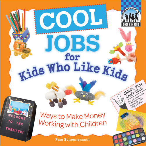 Cover: Cool Jobs for Kids Who Like Kids