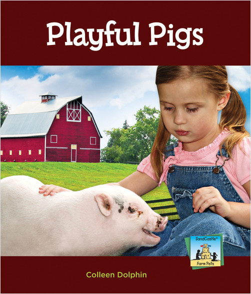 Cover: Playful Pigs