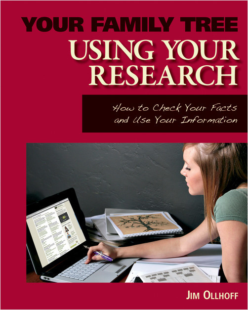 Cover: Using Your Research