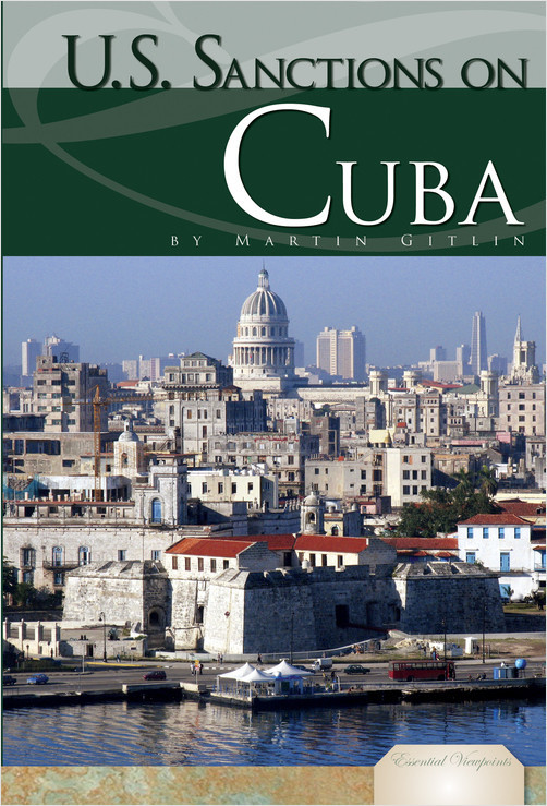 Cover: U.S. Sanctions on Cuba