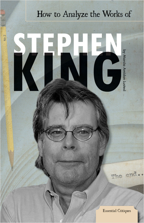 Cover: How to Analyze the Works of Stephen King