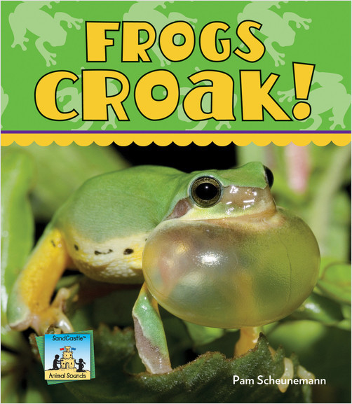 Cover: Frogs Croak!