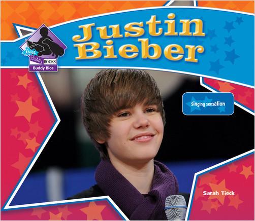 Cover: Justin Bieber:Singing Sensation