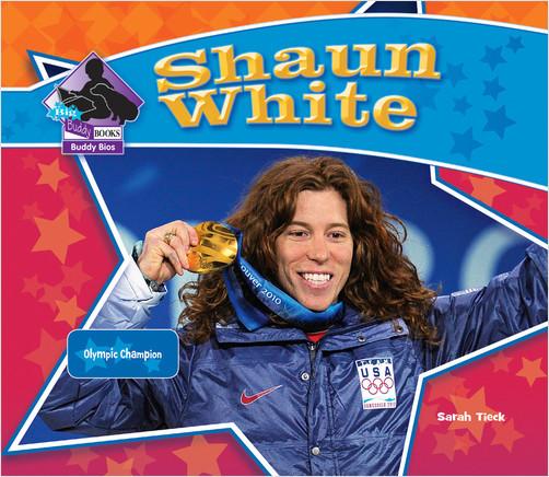Cover: Shaun White:Olympic Champion