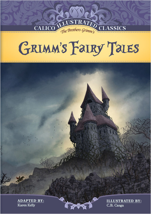 Cover: Grimm's Fairy Tales