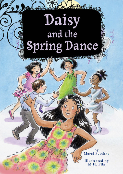 Cover: Daisy and the Spring Dance: Book 6