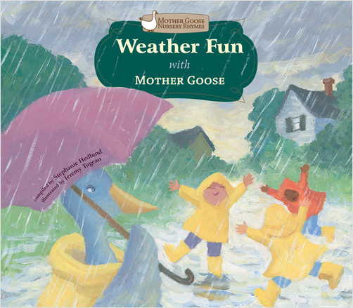 Cover: Weather Fun with Mother Goose