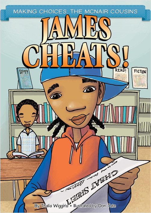 Cover: James Cheats!