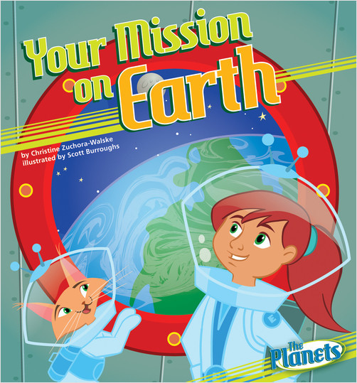 Cover: Your Mission on Earth