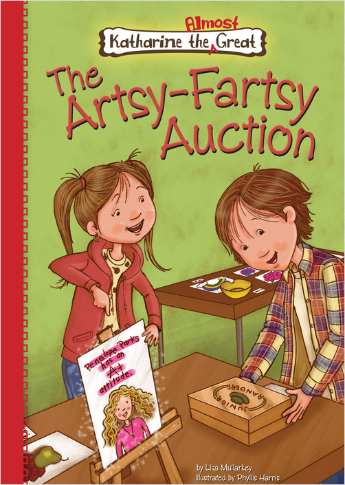 Cover: The Artsy-Fartsy Auction