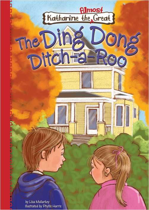 Cover: The Ding Dong Ditch-a-Roo