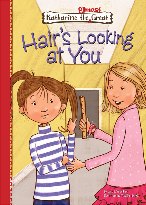 Cover: Hair's Looking at You