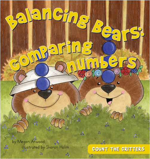 Cover: Balancing Bears:Comparing Numbers