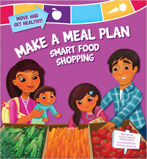 Cover: Make a Meal Plan: Smart Food Shopping