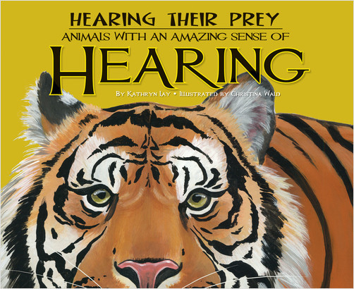 Cover: Hearing Their Prey